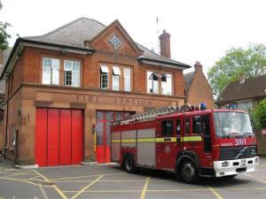 Mitcham Fire Station